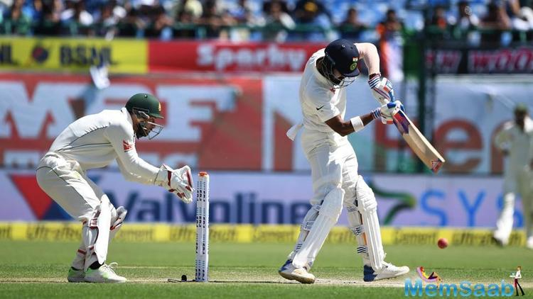 While Virat Kohli was left out of action in Dharamsala Test following a shoulder injury in Ranchi Test, Ajinkya Rahane did a wonderful job as a stand-in skipper in a series-decider.