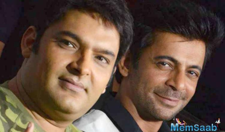 If any controversy can match up to the Kangana-Hrithik spat or even travel with it, it is the Kapil Sharma-Sunil Grover fallout.