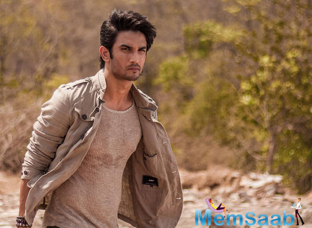 "He will be seen as a RAW agent in the film, talking about the same with the film director Robby Garewal, He added, ""Sushant was my first and only choice for the part""."