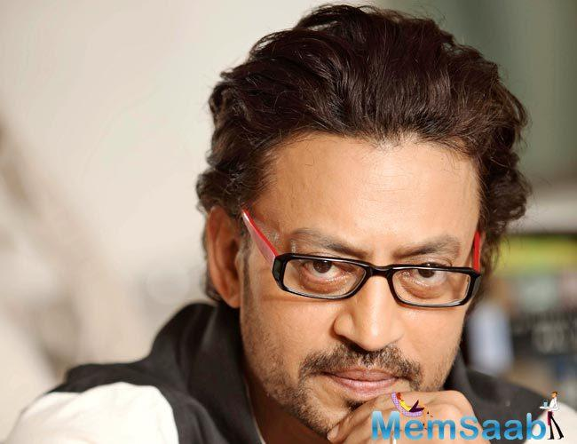 Tokyo Trial, a four-part series by Netflix, features Irrfan Khan in a very strange role.