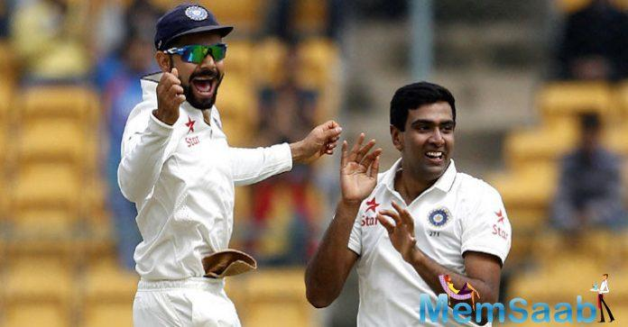 Over his nasty comments and subsequent apology to Indian skipper Virat Kohli, star off-spinner Ravichandran Ashwin takes a cheeky dig at Brad Hodge.