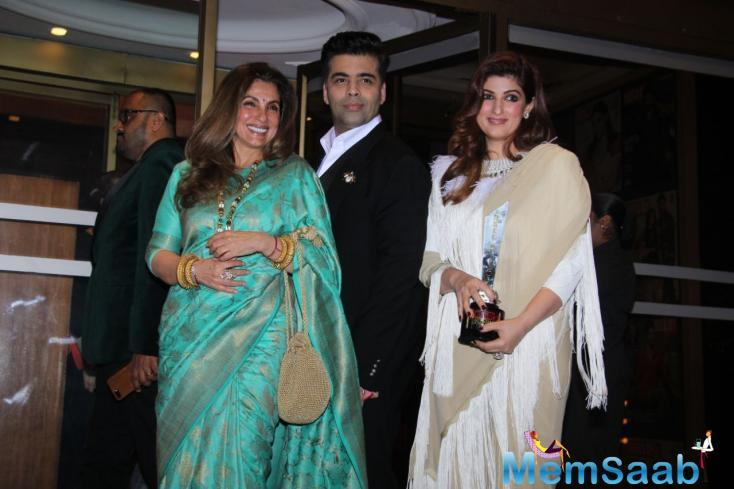 Twinkle and Karan have been friends since childhood.
