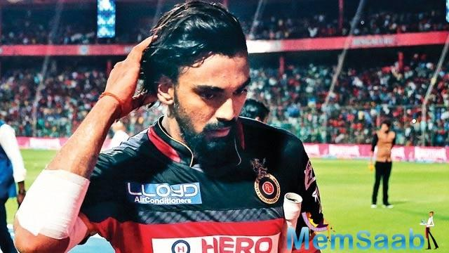 With 397 runs in 12 innings, he also was the third highest run-getter for RCB