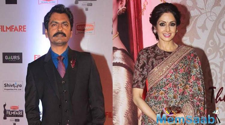 Now, two other films that have joined the league are Sridevi's Mom and Raveena Tandon's Maatr.