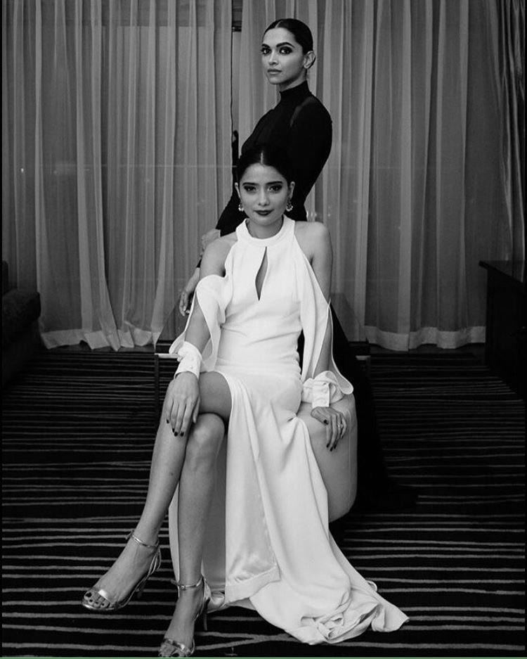 On the work front Deepika is neck-deep in a shoot for Sanjay Leela Bhansali's 'Padmavati'.