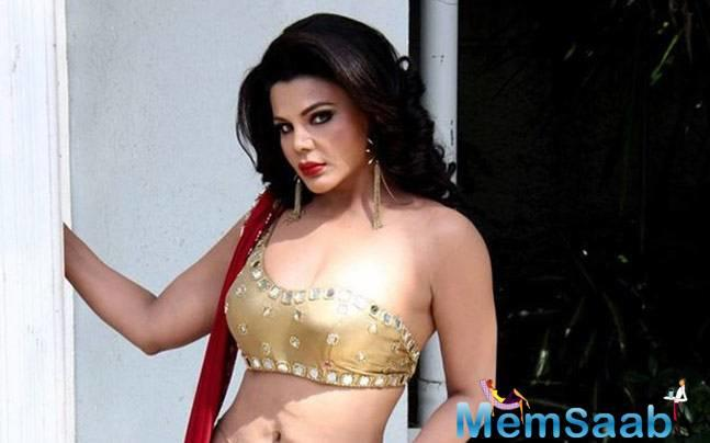 Talking about the same, the 38-year-old actress said that she used the example of Valmiki's change of soul to explain the change in her friend and singer Mika Singh, when he was accused in an assault case.