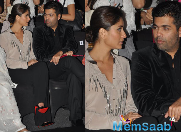 Johar addressed the rift that occurred between Kareena and him back in 2004, in his autobiography An Unsuitable Boy.