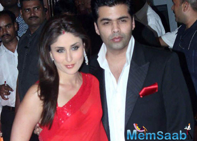 Now, a report suggests that she is in talks with a good friend and filmmaker Karan Johar for yet another film.