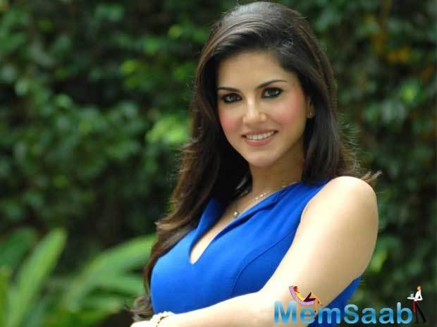 Sunny Leone has been living out of a suitcase, juggling professional commitments.