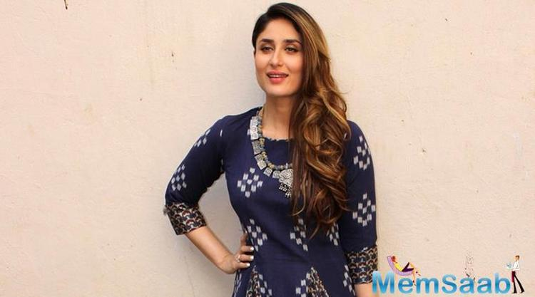 Kareena has swiftly moved into her role of a working mother as she shoots for commercials and preps for 'Veere Di Wedding', which is expected to go on floors soon.