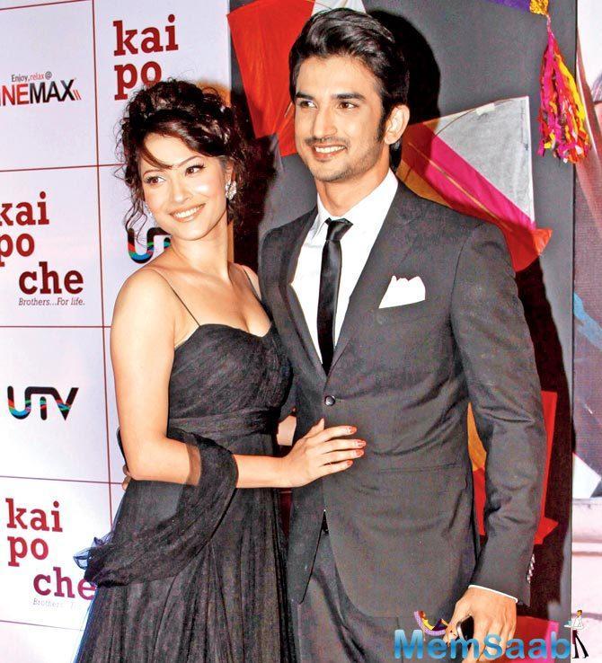 Sushant Singh Rajput's ex-girlfriend Ankita Lokhande moves on! Check