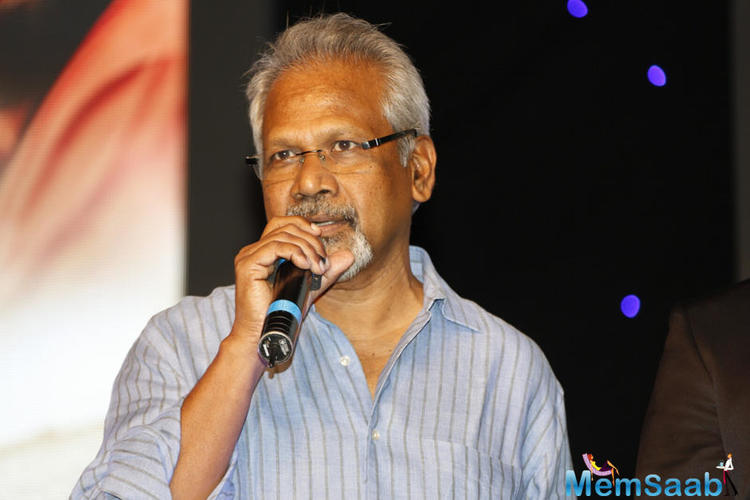 Ratnam also rubbished reports that his next project will be a gangster film.