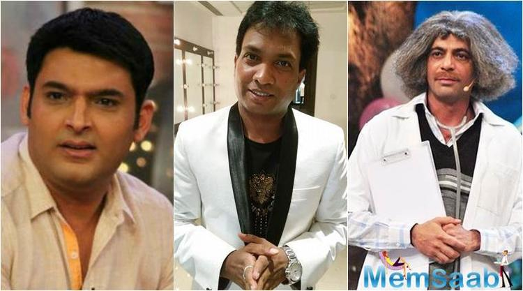 It has been almost a month since comedians Kapil Sharma and Sunil Grover had a public spat while flying together.