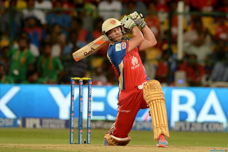 With Bengaluru set to play their first home game against the Delhi Daredevils on Saturday, ABD will be putting in some net sessions to see whether he will be fit to play.