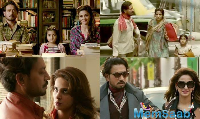Irrfan Khan talking about Hindi Medium says, Dinesh Vijan (Dinoo) is the reason I decided to do 'Hindi Medium'. The way he positions his films is absolutely amazing.""