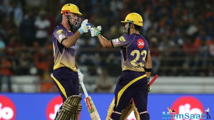 Now, KKR holds 4th fastest team hundred in the history of IPL.
