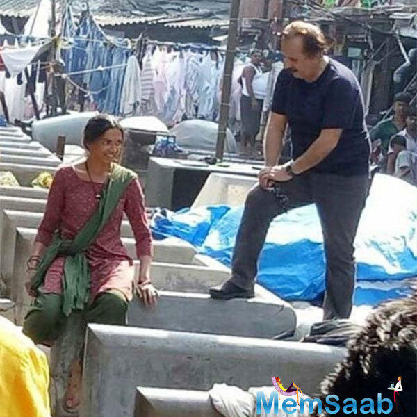 Majid Majidi is making a film based on India named 'Beyond The Clouds' in which Shahid Kapoor's younger brother Ishaan Khattar plays the male lead.
