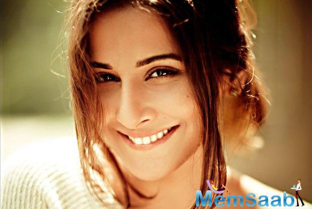 Vidya Balan, who is currently promoting her film 'Begum Jaan', will soon start the shooting for 'Tumhari Sulu'.