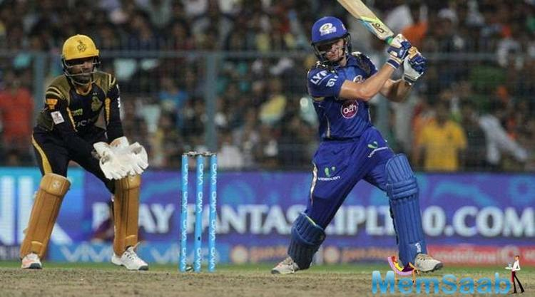 Rohit Sharma was reprimanded by the match referee for showing excessive, obvious disappointment with umpire's decision.