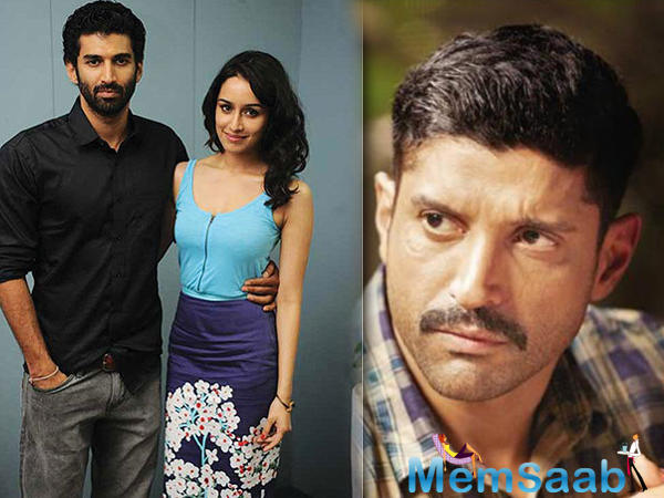 Last week, there was a news that Farhan Akhtar and Aditya Roy Kapur fight over Shraddha