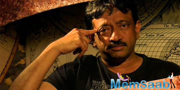 Ram Gopal Varma is prepping up for the release of his multi-starrer 'Sarkar 3', which has Amitabh Bachchan in the leading role.