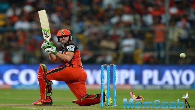 De Villiers's unbeaten 46-ball 89 was a tale of two halves.
