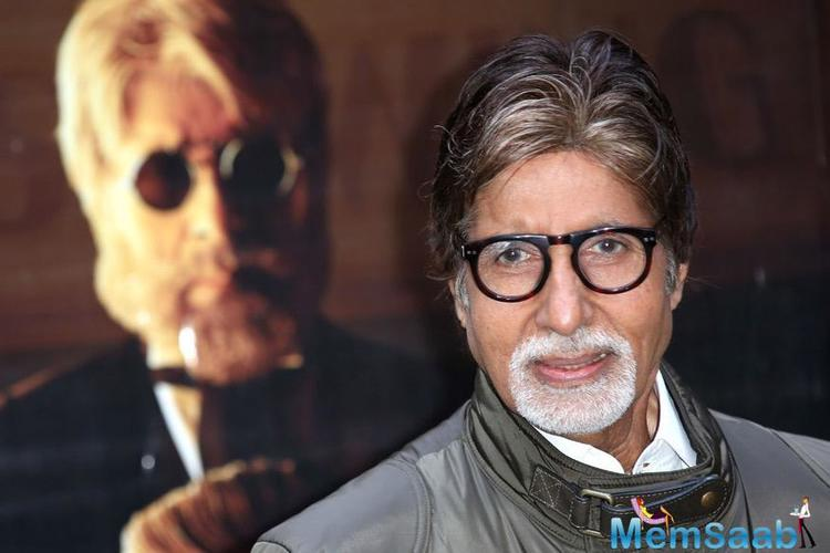 In an innovative way to raise awareness about the aftermath of sexual harassment, megastar Amitabh Bachchan will be featured in a promo urging people to support the victim.