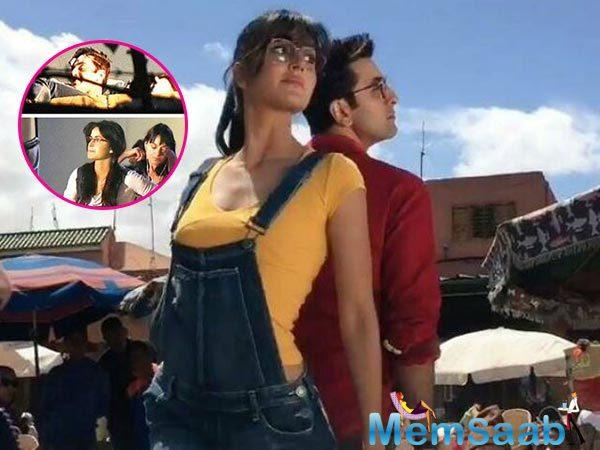 Ranbir Kapoor and Katrina Kaif are said to have finally completed the shoot of the long-in-the-making Jagga Jasoos on Monday night.