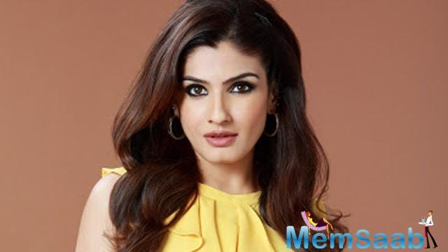 Raveena, who is all set to fire up the silver screens with her performance in 'Maatr- The Mother,' will soon be seen voicing Hanuman's mother in the latest mythological animated film.