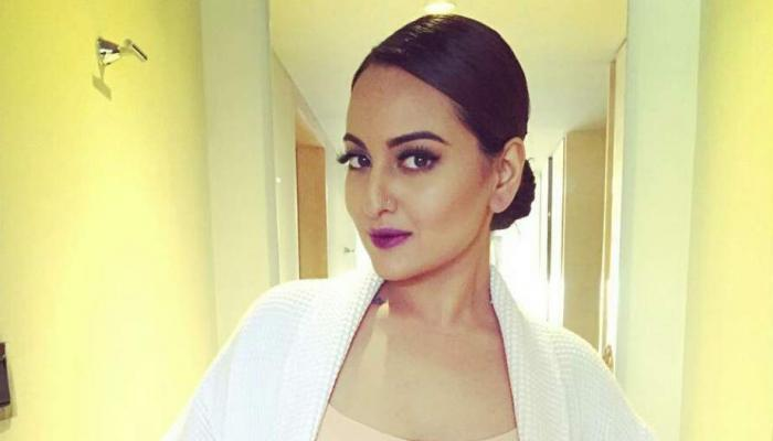 These days, Sonakshi has managed to play a variety of roles and she says that she is happy with the way her career has shaped up.