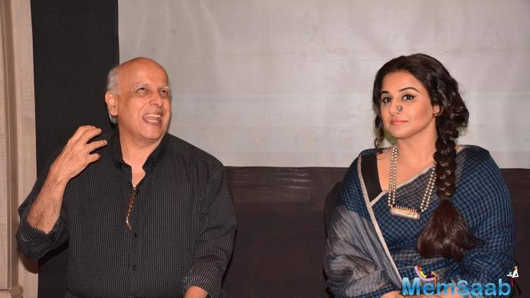 Mahesh Bhatt quite upset about the rejection,
