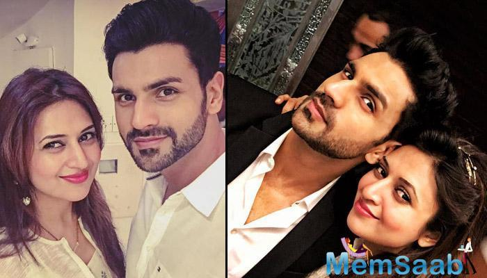 The duo is part of the dance reality show Nach Baliye, and on the set participant Vivek Dahiya was asked, Is he insecure of his wife Divyanka's popularity?