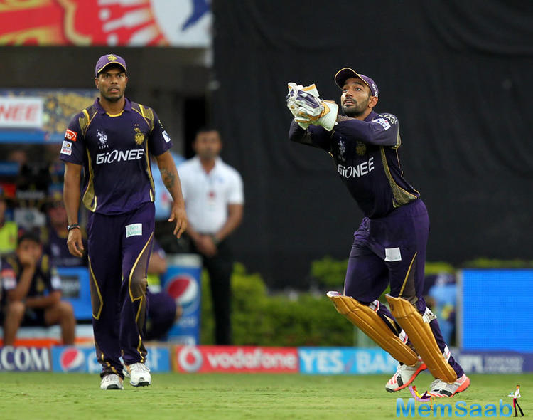 Kolkata Knight Riders completed a brilliant comeback victory over Sunrisers Hyderabad, after Robin Uthappa powered them to a respectable total in the first innings.