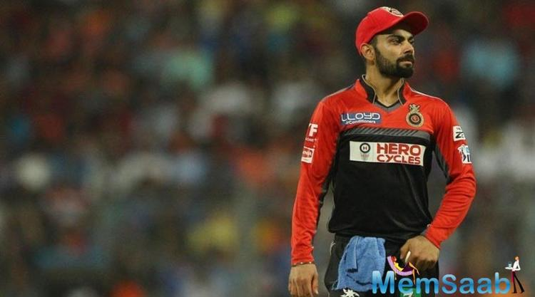 With a defeat against Rising Pune Supergiant, RCB has now missed four out of their five games.