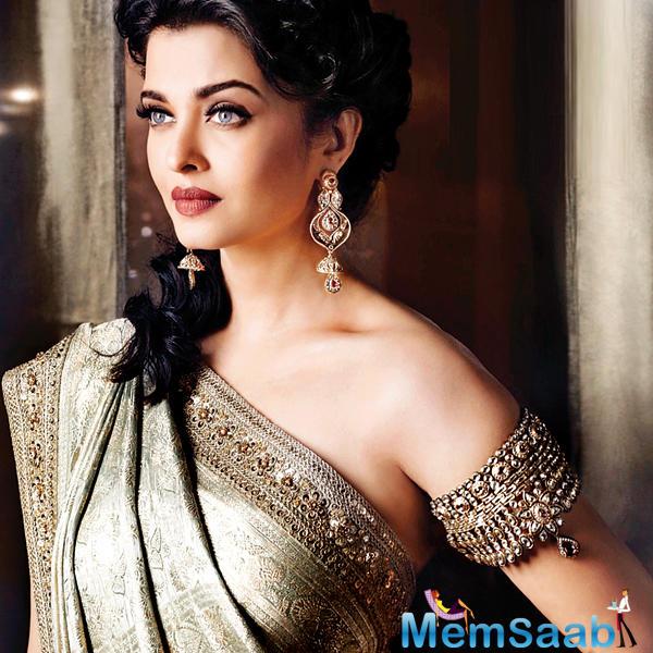 Aishwarya Rai Bachchan looks ethereal and elegant in her latest photo shoot