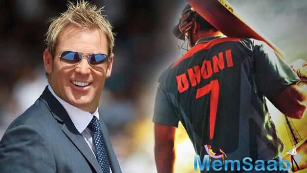 Shane Warne on Tuesday took to Twitter to back Dhoni, who has been a phenomenal limited-overs cricketer.
