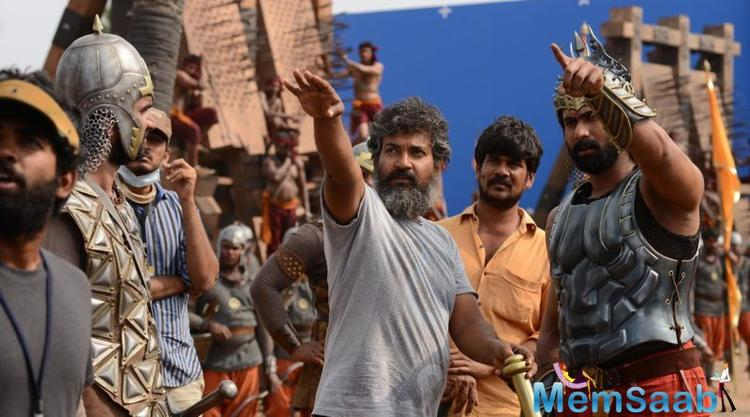However, Rajamouli took to Twitter on Tuesday and announced that the film has finally been completed, hoping that the last working day was indeed the last day, getting emotional about the journey and the experience.