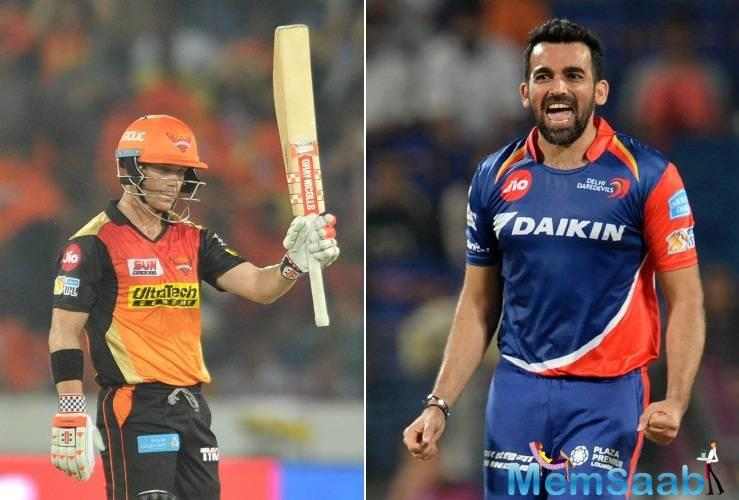 Also Sunrisers Hyderabad to go to second place on the IPLtable with eight points.