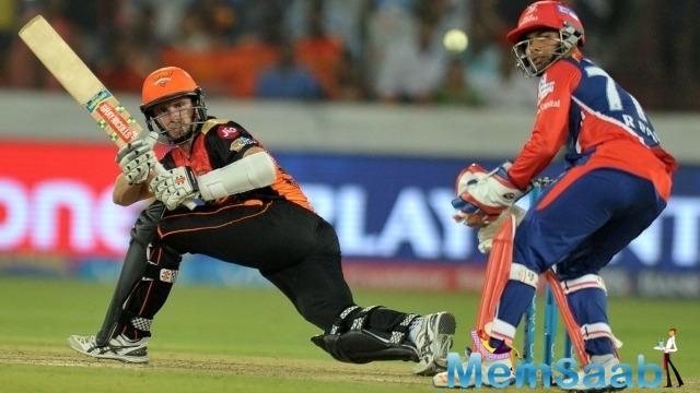 In reply, Delhi Daredevils lost wickets at regular intervals and crashed to a 15-run defeat despite Shreyas Iyer's unbeaten 50.