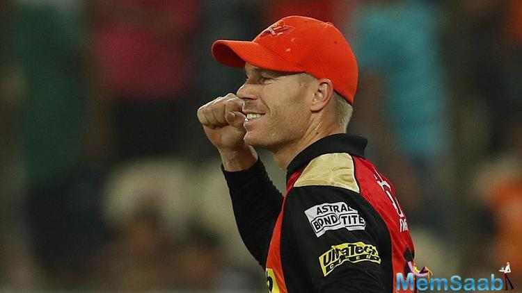 Sunrisers Hyderabad registered their fourth win in the IPL 2017 after beating Delhi Daredevils by 15 runs in Hyderabad.