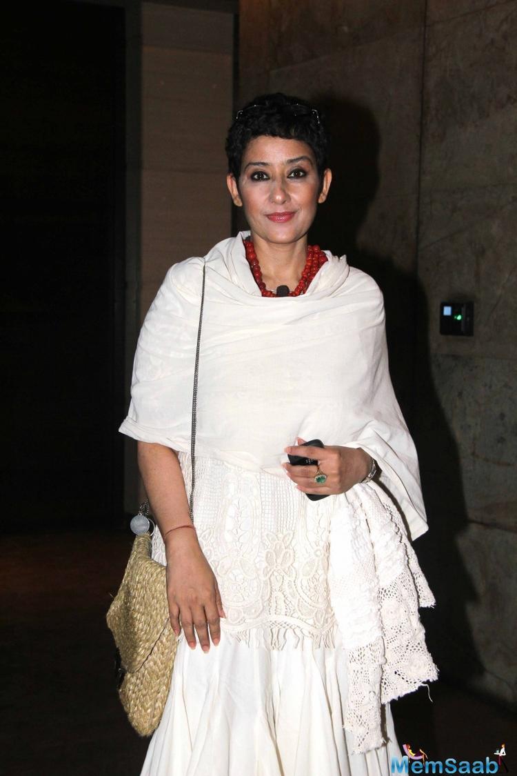 Manisha will essay the role of actress Nargis in the Rajkumar Hirani-directed biopic on Dutt.