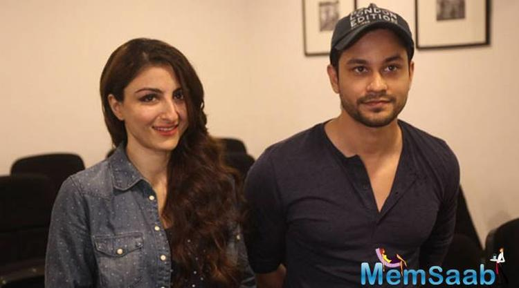 There have been reports that Soha and Kunal might come together for a sequel to their 2013 movie Go Goa Gone. The makers were allegedly trying to rope in Soha to essay a ghost in the film.