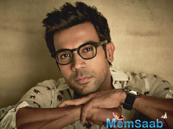 Rajkummar Rao has recently started shooting for Ratna Sinha's Shaadi Mein Zaroor Aana in Allahabad, which is written by Kamal Pande.