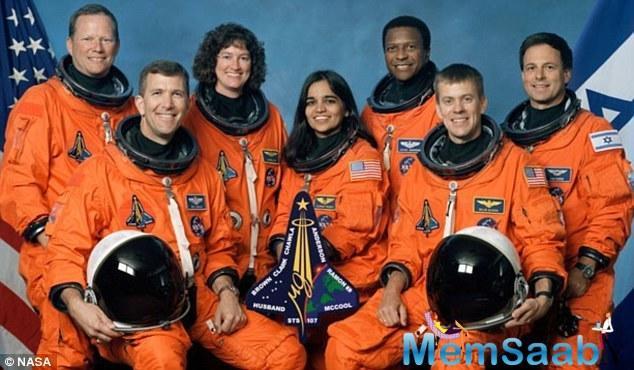 After Mary Kom Biopic, now Priyanka has bagged yet another biopic on late Indian astronaut Kalpana Chawla.