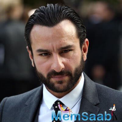 The increasing fear of Islam has made us question the tolerance level in the world. When Saif was asked about Islmaophobia,