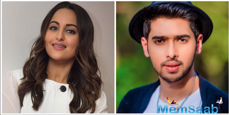 """Not in a mood to give up Sonakshi replied to Armaan's tweet and wrote, """"And this is definitely not the same tune you were singing when you wanted me to sing for you, (sic)."""""""