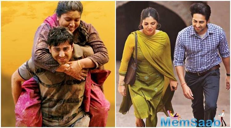 This is the third movie Ayushmann and Bhumi are working on after 'Dum Laga Ke Haisha'.