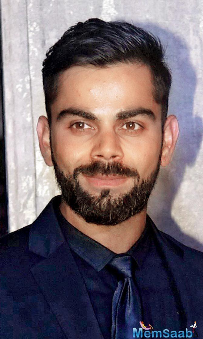 Anushka Sharma loves beau Virat Kohli's bearded avatar.