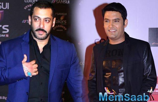Salman's show Dus Ka Dum met with huge responses for its first two seasons. It had celebrity guests such as Ranbir Kapoor, Katrina Kaif, Akshay Kumar, Rani Mukerji, Deepika Padukone etc.