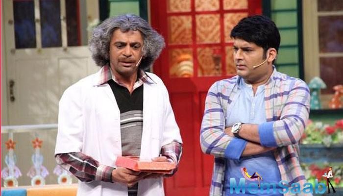 After Sunil Grover quit the show, The actor has not visited the show as a guest.